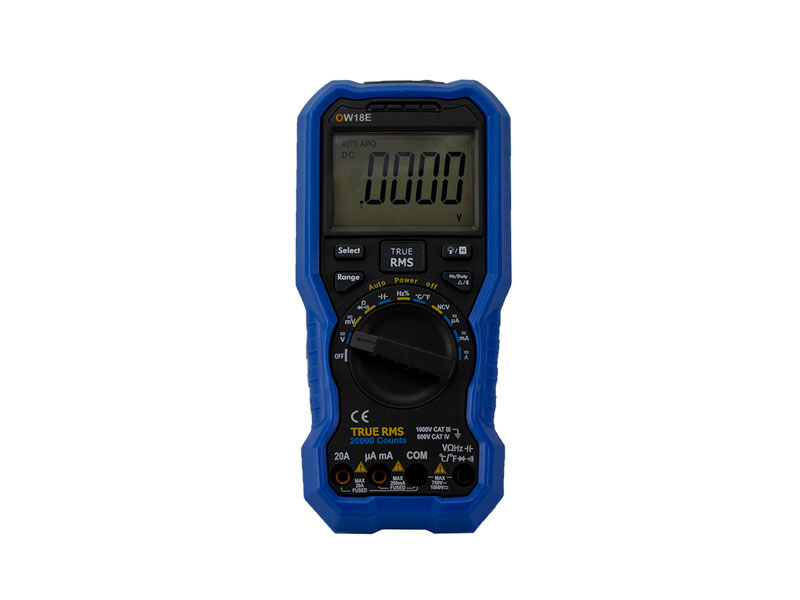 OWON OW18D/E 4 1/2 digits  Handheld Digital Multimeter