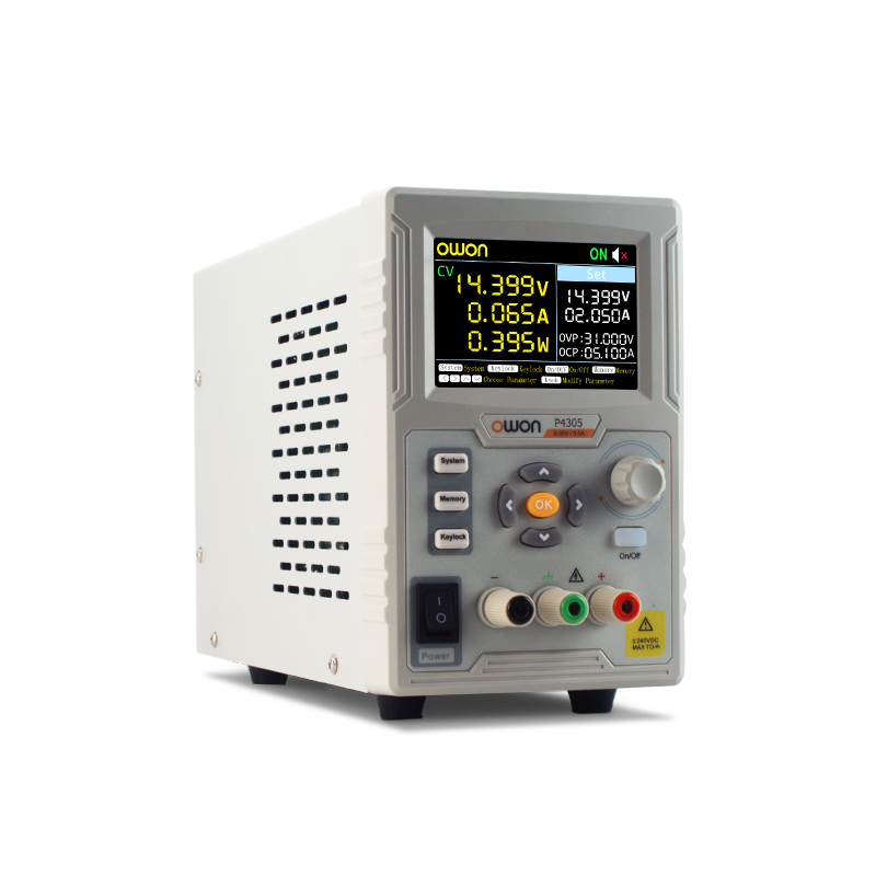 OWON P4000 Series 1CH Liner DC Power Supply