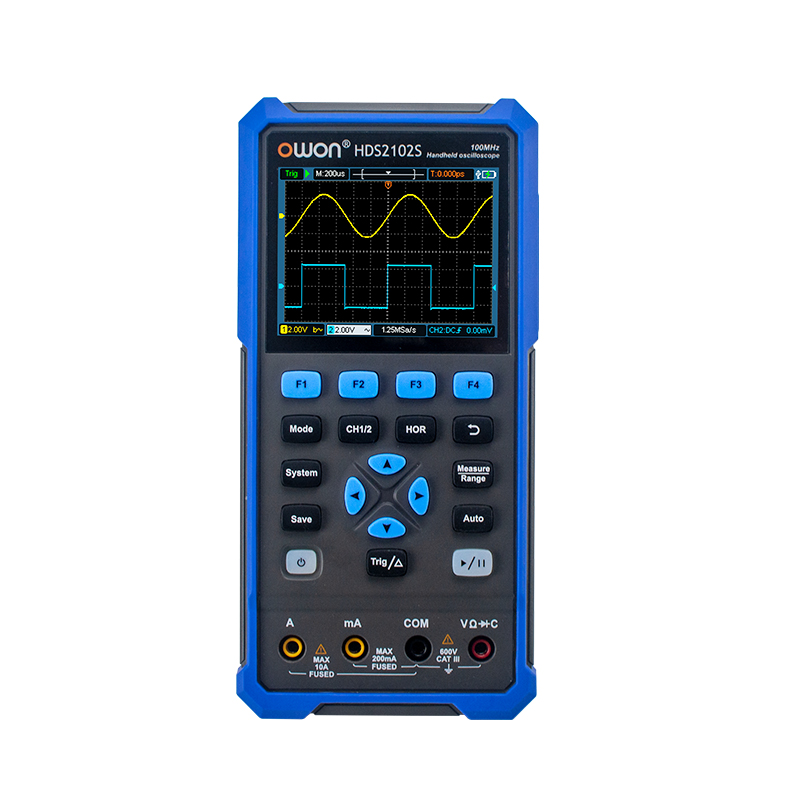 OWON HDS200 Series Digital Oscilloscope